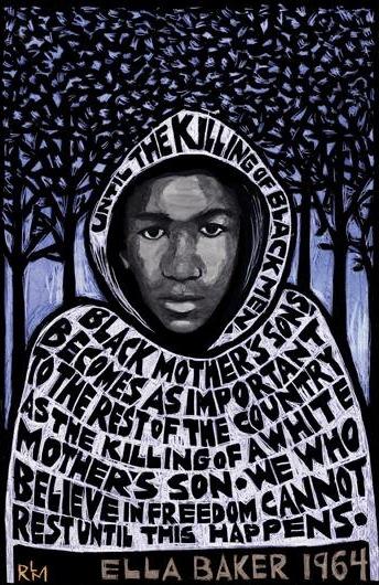 trayvon martin - ricardo levins morales